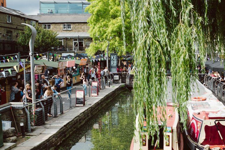 De beste street food markets in Londen