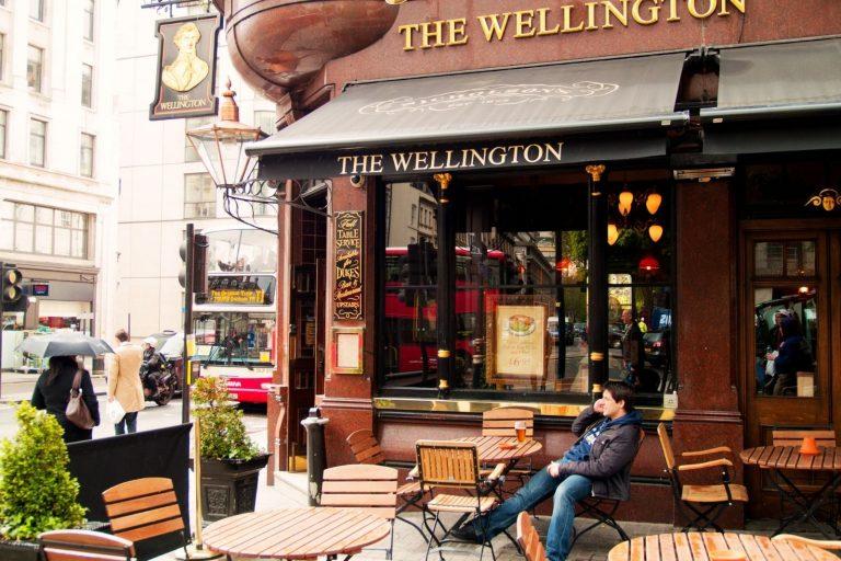 Favoriete cafés in Londen