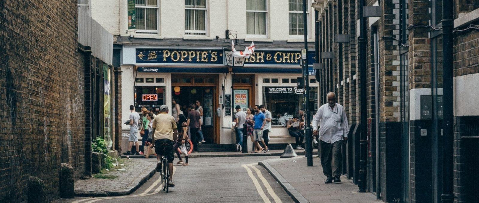De beste fish and chips in Londen
