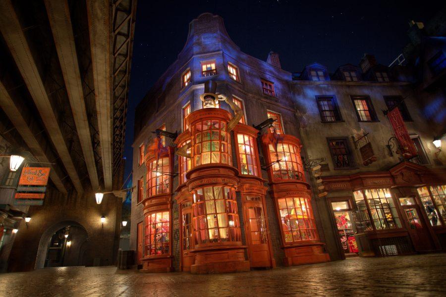 Harry Potter Studio Tours Londen