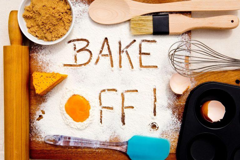 The Great British Bake Off Begrippenlijst
